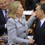 Orbán kemény levelet kapott Hillary Clintontól