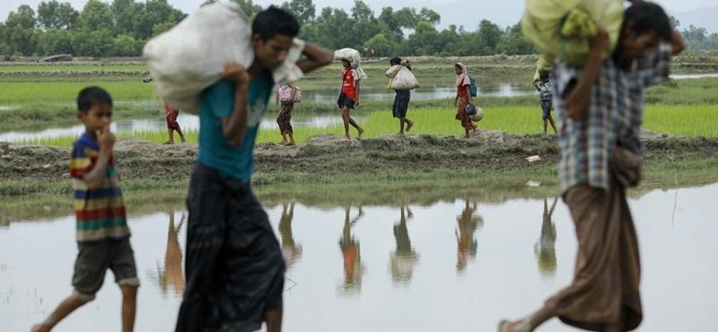 Mianmar szerinte ideje lenne bizonyítékokat felmutatni a rohingják elleni népirtásról