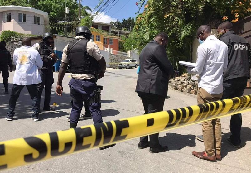 Haití es un lugar donde bastantes personas pueden contratar comandos si quieren matar a un jefe.