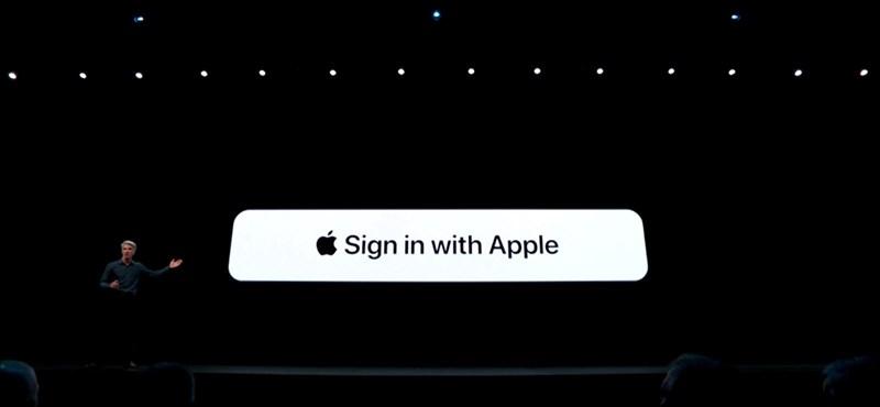 Nem is olyan biztonságos az iPhone-okon az Apple ID-s bejelentkezés?