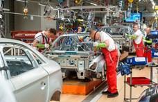 Akadozó alkatrészellátás miatt döcög a termelés a győri Audi-gyárban