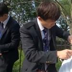 Ennyire katonás a kínai szakképzés: videó
