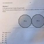 Kiakadtak a matekpéldán a középiskolások: ti rájöttök a megoldásra?