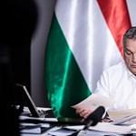 """Orbán: """"Ma éjféltől bevezetjük a rendkívüli jogrendet, éjfél és reggel 5 között kijárási korlátozás lép életbe"""""""