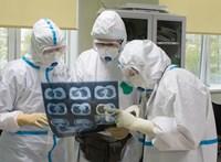Több mint 405 ezer koronavírus-fertőzöttről tudni Oroszországban