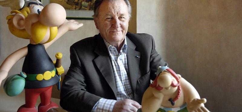 Meghalt Alberto Uderzo, az Asterix rajzolója