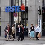 Megtépázta az Erste papírjait a devizahiteles mentőcsomag híre