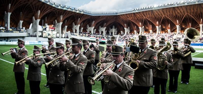 A felcsúti Pancho Aréna lett a legszebb luxusstadion a világon