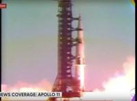 Videón a történelmi pillanat: így indultak el a Hold felé 50 éve Neil Armstrongék