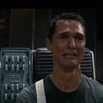 Ez zseniális: így reagált McConaughey a Star Wars-előzetesre