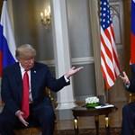 Putyin: Oroszország nem avatkozott bele az amerikai elnökválasztásba