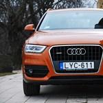 Audi Q3 teszt: életmentő összkerékhajtás