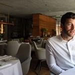 """Michelin-esélyes magyar étteremtulajdonos: """"Jó pár alkalommal rezgett a léc"""""""