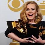 A kis pizsamás Adele-nál senki nem örül jobban az újra összeállt Spice Girlsnek