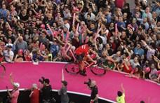 Népszava: Kövér László nem engedné, hogy a Parlament előtt menjen el a Giro