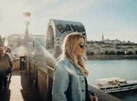 Budapesten forgatta legújabb klipjét Ellie Goulding
