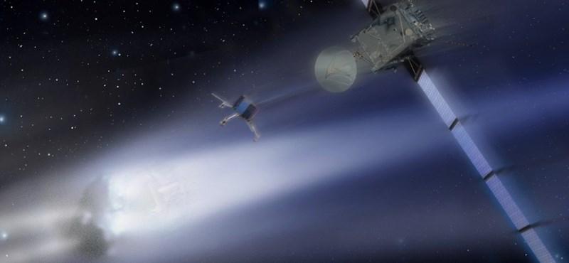 Azt hitték a tudósok, hogy már nem jön több fotó az űrből, aztán egyszer csak feltűnt valami gyanús
