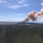 Nagy baj van Hawaiin, kitört a Kilauea vulkán – fotó, videó