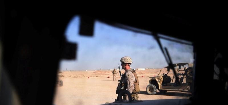 Robbantások voltak Afganisztánban az elnökválasztás napján