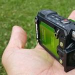 Erre a kis (akció)kamerára rá is ülhet, akkor sem lesz baja – teszt