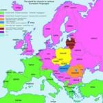 Térkép: ilyen az, amikor Magyarország kilóg a sorból