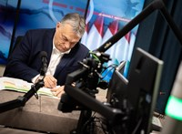 Orbán: Emelt szintű készültséget kellett elrendelni a kórházakban