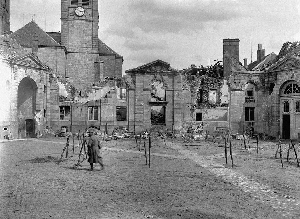 afp.1916.04. - Verdun városa. - 1916. február 21. - Verduni csata - yyyyy