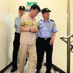 Életfogytiglanra ítélték a dél-koreai komp kapitányát