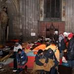 """""""Akkor inkább itt halunk meg"""" – éhségsztrájkolnak a menekültek Csehországban"""