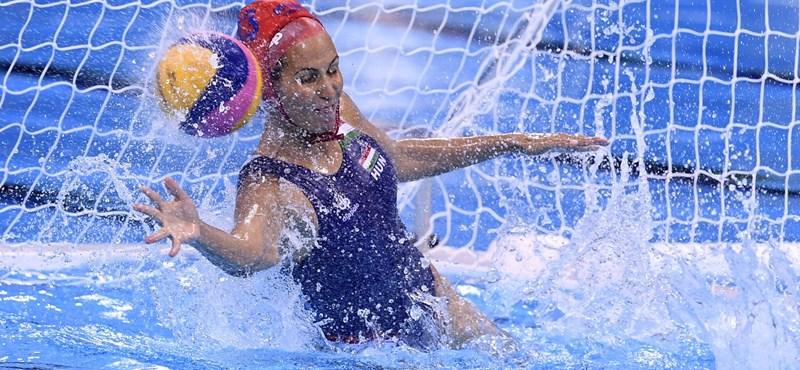 Döntőbe juthat ma a női vízilabda-válogatott