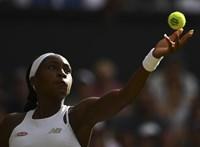 Kiesett a női címvédő az Australian Openen