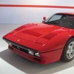 Meglógott a tesztvezetésen a Ferrarival