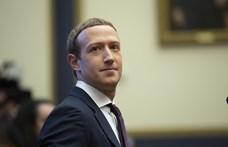 """""""Vicceltem"""" – mondta Mark Zuckerberg arról, hogy megvenné a Google-t"""