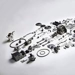 Ma már a gépkocsi-motoroknál sem a méret a lényeg