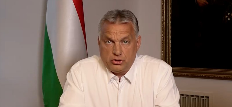 Orbán Viktor belengette a képünkbe a férfiasságát
