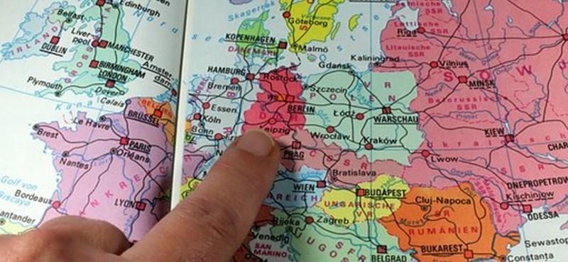 Országok és fővárosok: földrajzi kvíz