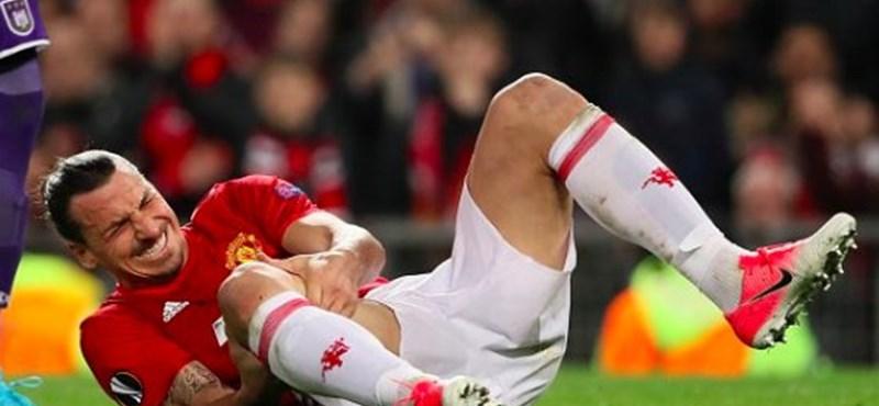 Mourinho: Ez Ibrahimovic utolsó idénye nálunk