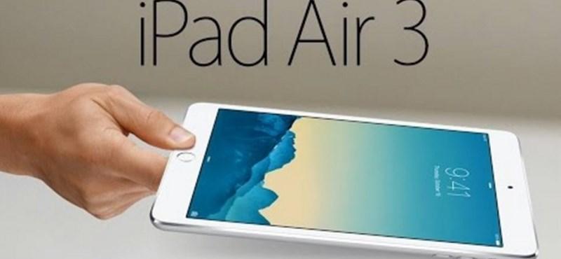 Több újdonságot is villanthat márciusban az Apple