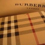 Luxus ABC: Burberry