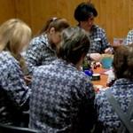 Börtönbe csukott nők: arányuk Franciaországban és Olaszországban feleakkora, mint itthon