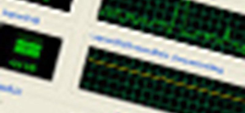 Elrejtett benchmark a Windows XP-ben