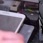 Berágtak az Apple-nél: valaki eszközjavítós, belső használatú videókat töltött fel a YouTube-ra