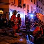 """""""Az idő és a szél ellenünk játszott"""" – beszámoltak a párizsi tűzoltók a Notre-Dame megmentéséről"""