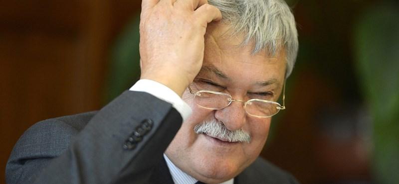 Vs.hu: az OTP szerint Csányi nem egyeztetett a végtörlesztésről