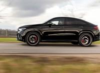 712 lóerős lett az új Mercedes-AMG kupéterepjáró