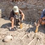 Megtalálhatták II. András és felesége sírhelyének alapját - fotók