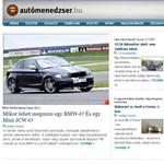 38 golyóval állítottak meg egy Audi R8-ast