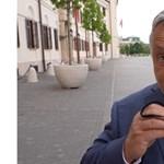 Orbán videóban búcsúzott a járványtól