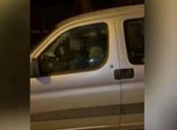 Anyja ölében ülve vezetett egy gyerek a Ferihegyi úton – videó