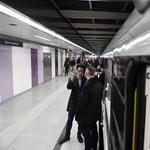 Karácsony a 3-as metróról: Megkezdődött a mozgó szaunák felszámolása